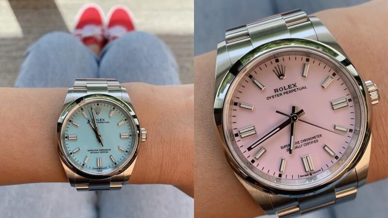 Rolex 2020年新款手錶售價這裡看!勞力士水鬼Submariner全面升級與蠔式Oyster Perpetual彩色面盤,你選哪一款?