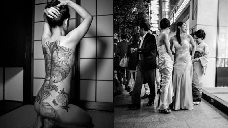 讓我做你的影子──日本極道女人與她們的刺青
