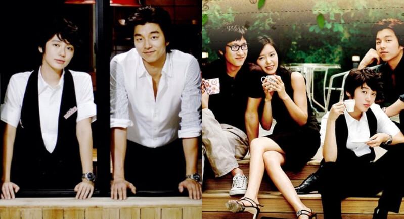 孔劉、尹恩惠、金材昱 時隔13年重逢《咖啡王子1號店》紀錄片,全是韓流影視A咖巨星!