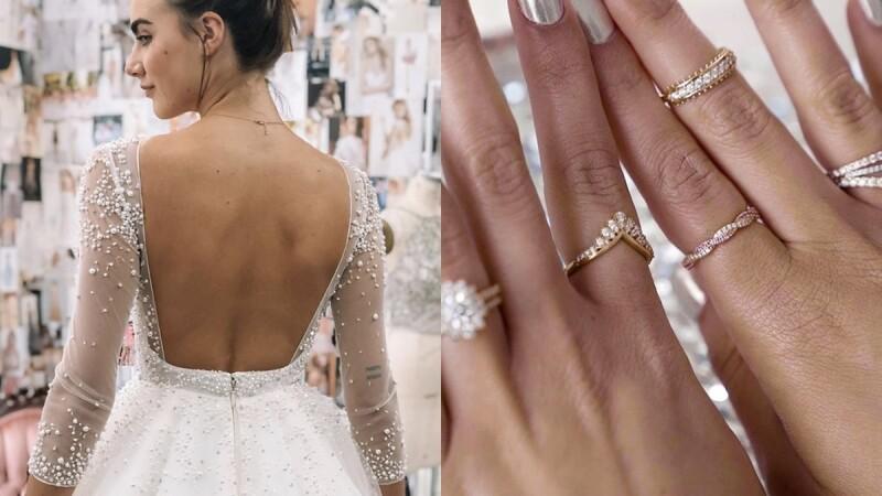 以婚紗為靈感!Hearts On Fire X Hayley Paige聯名推出全新耳環與項鍊,加碼看設計師的戒指混搭技巧