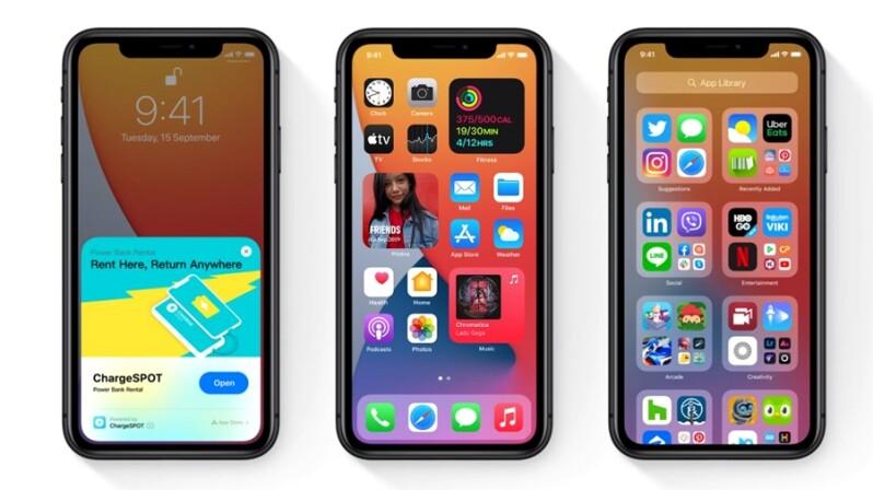 蘋果Apple新系統iOS 14上線!自行排列桌面小工具、翻譯更快速、當汽車鑰匙...7大功能一次看