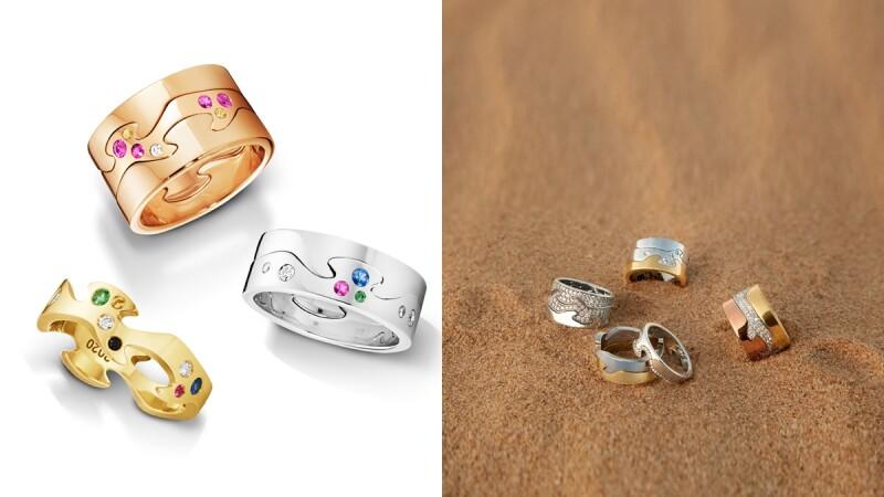 喬治傑生Georg Jensen Fusion系列熱賣20年!2020年再推限量訂製戒指