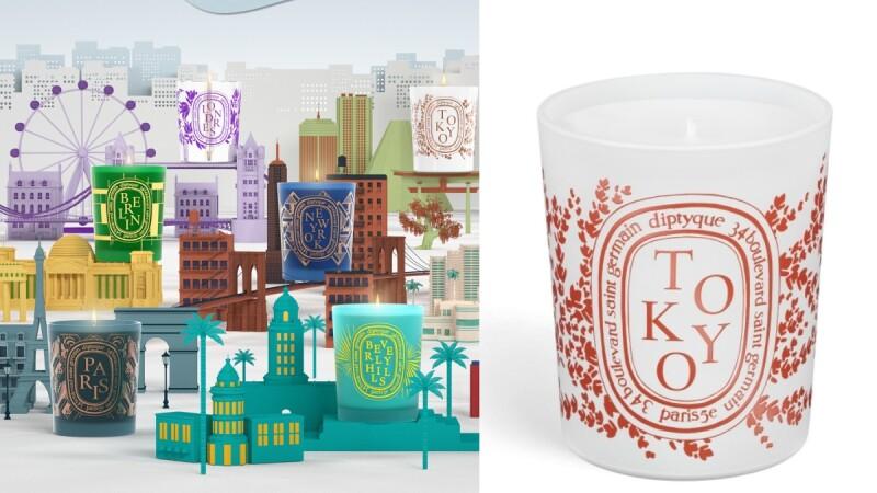 diptyque 城市限定蠟燭全系列10款整理介紹,巴黎、東京的蠟燭瓶身美到香氛控絕無法錯過!2021年再次快閃台灣