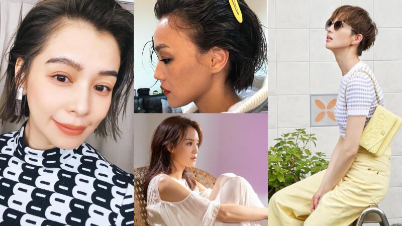 舒淇、徐若瑄也剪短了!2020正熱「男孩風短髮」,可甜可鹹造型讓女星們都跟進!