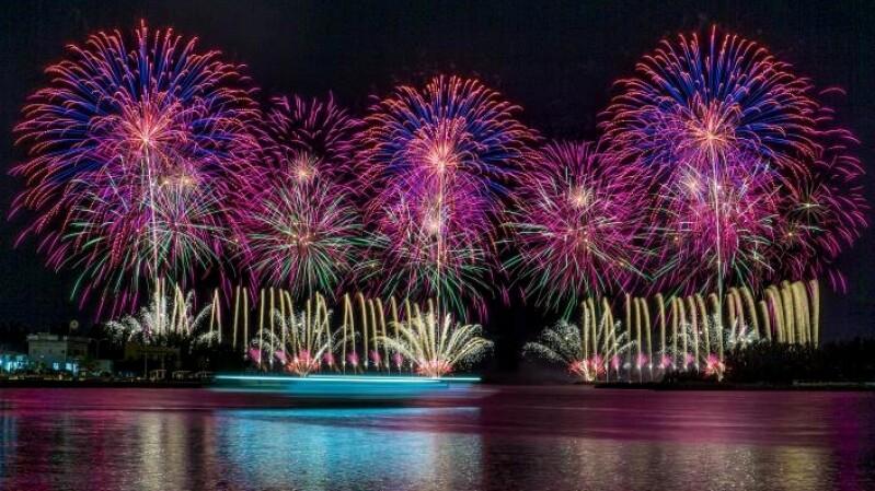 「2020將軍火音樂節」週日登場!長達15分鐘絢爛煙火秀時間、最佳觀賞位置、交通資訊全在這一篇