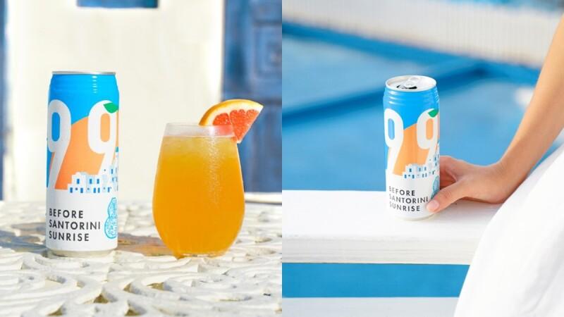 臺虎9.99調啤系又有新口味了!「情聖多里尼」充滿地中海浪漫情調,酸甜葡萄柚香氣令人沉醉