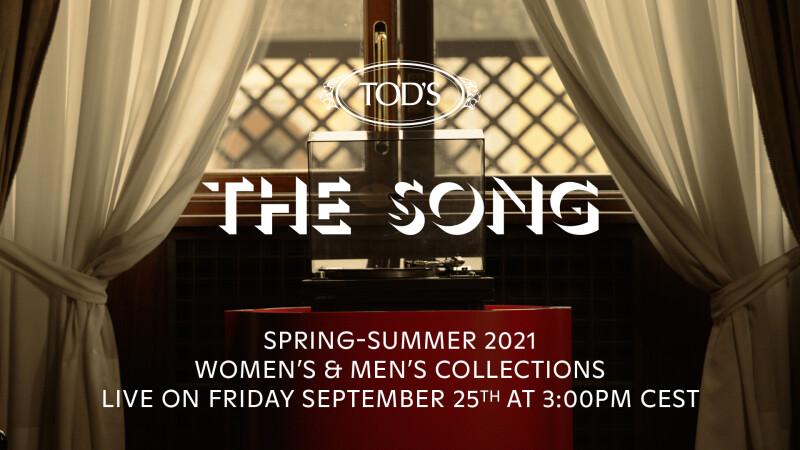 2021春夏米蘭時裝週 Tod's時裝秀直播線上看!將在9/25晚上9點登場