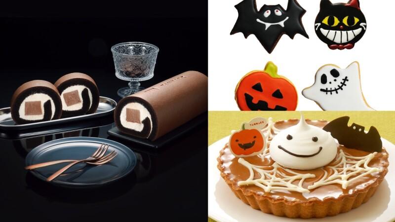 萬聖節限定!亞尼克推巧克力雪糕生乳捲、6款超萌小鬼甜點搗蛋登場