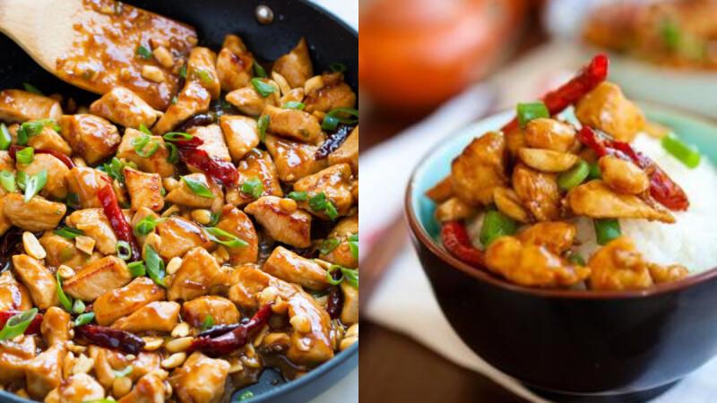 雞胸肉減脂餐新吃法—雙辣椒炒雞丁 嫩滑不柴超好吃!