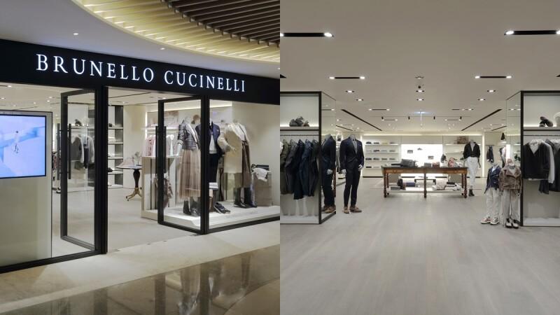 全台第二間專賣店開幕!Brunello Cucinelli進駐麗晶精品店,4大亮點單品帶你看