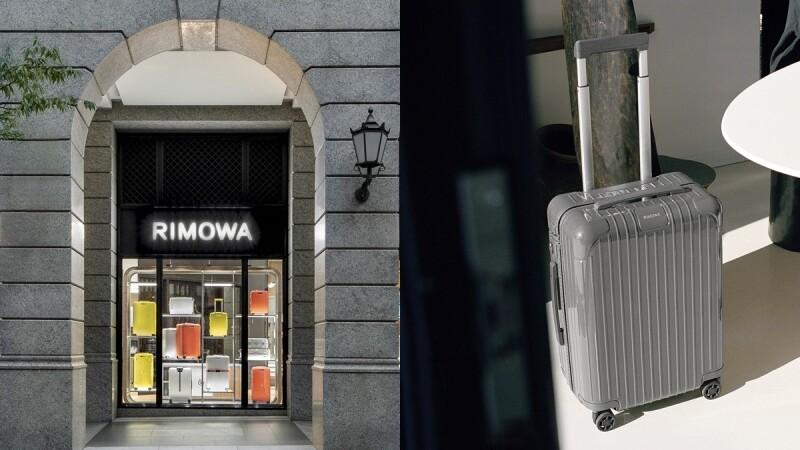 RIMOWA正式回歸台灣!全新專賣店這處登場,冰川藍、沙漠玫瑰、仙人掌綠行李箱都有賣