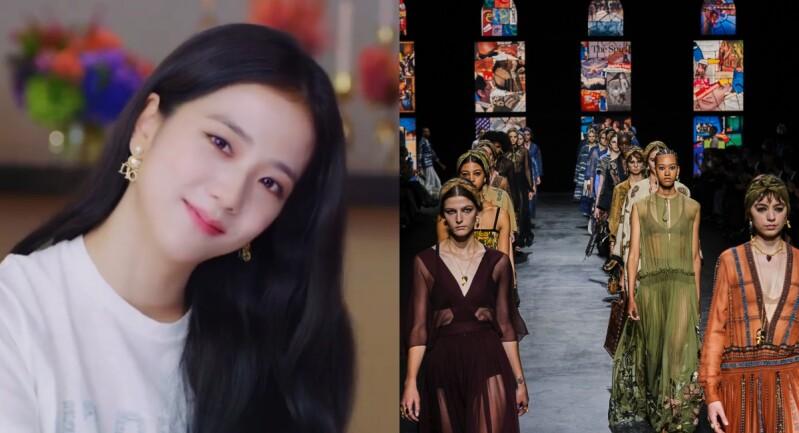 2021春夏巴黎時裝週 和Blackpink Jisoo一同在家觀賞Dior大秀!有哪些重點值得你留意呢?