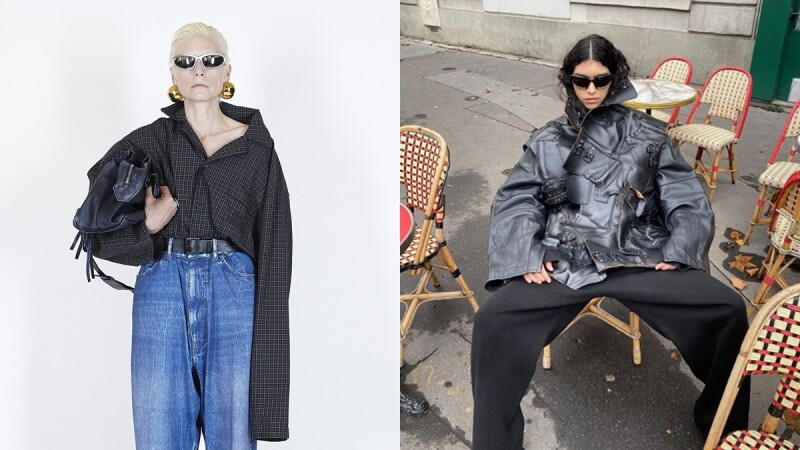 2021春夏巴黎時裝週|全新機車包問世!Balenciaga 2021春夏系列主打男女裝可以共穿
