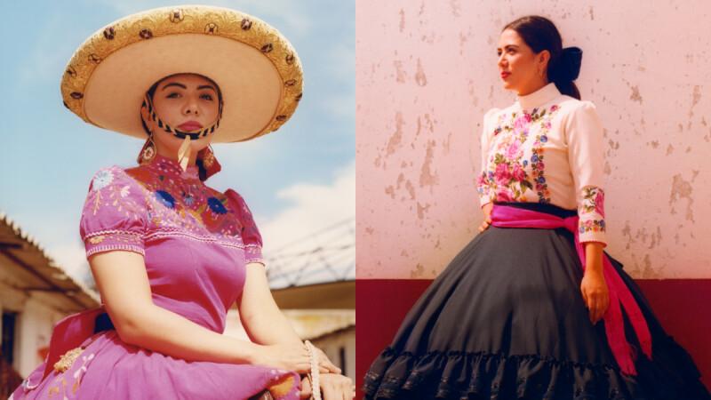 一出場就滿座的魅力,馬背上的天后──墨西哥馬術競技女騎士