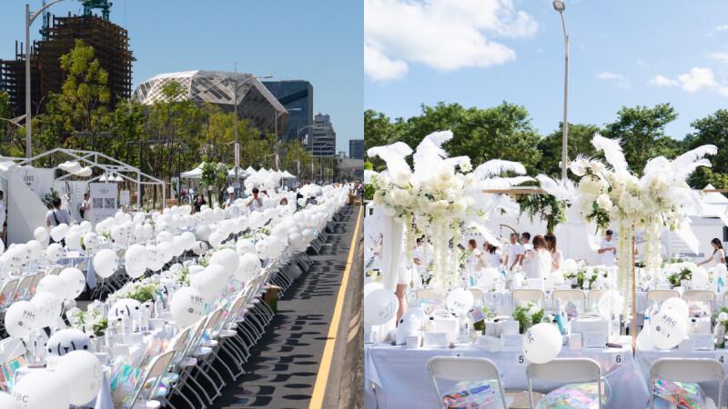台灣防疫國際認證!「2020台北國際白色野餐」結合新地標台北流行音樂中心,掀起全球最盛大的戶外生活美學浪潮!