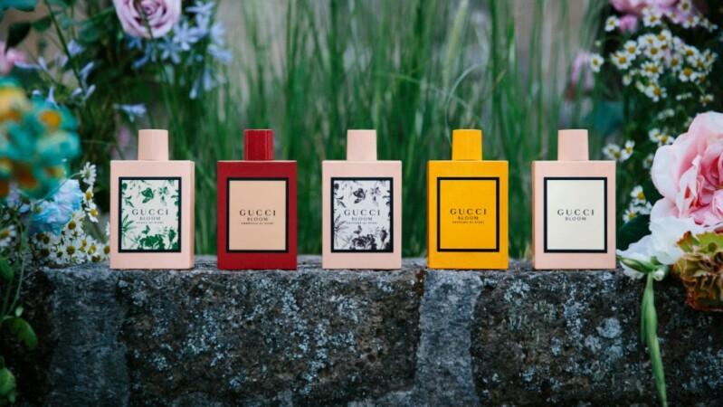 Gucci最受喜愛的高顏值香水! Bloom花悅系列香水5款完整盤點介紹