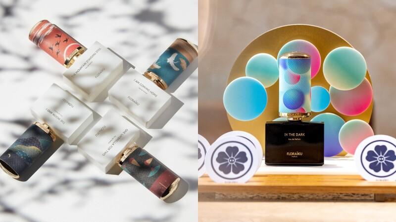 日式俳句精品香水 FLORAÏKU 2020年全面降價,新香水「星夢煙花」同步登場,帶著薄荷的玫瑰味超好聞