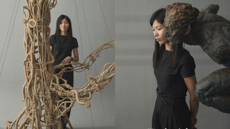 專訪二十代雕塑藝術家游雯青:「做雕塑讓我找到我自己」