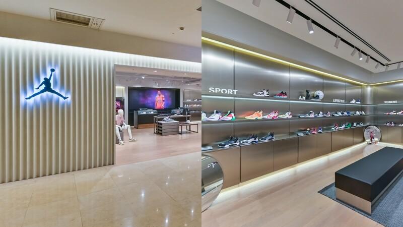 籃球迷必朝聖!Jordan Brand首度進駐台中開設全新概念店,販售最完整系列
