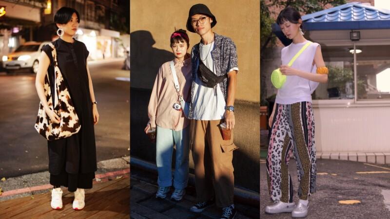 你上鏡了嗎?捕捉台北街頭時髦男女,一同探討時下流行的風格穿搭