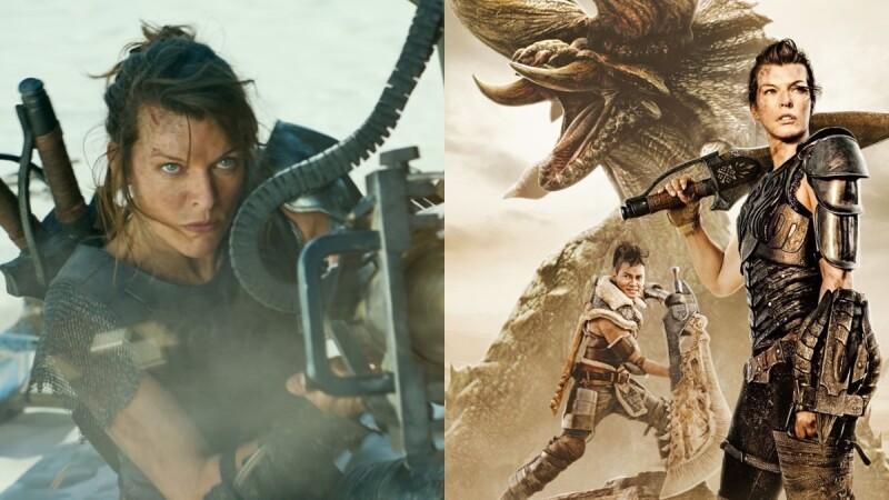 《魔物獵人》電玩拍成電影啦!蜜拉喬娃維琪攜手東尼嘉、山崎紘菜大銀幕打怪