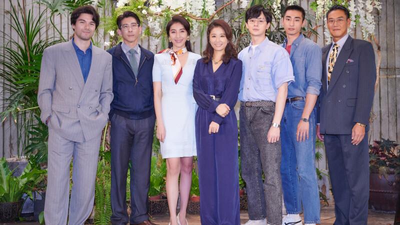 《華燈初上》2021必追台劇!林心如、楊謹華揭開酒店小姐的愛恨情仇,鳳小岳、張軒睿5大男神加盟演出