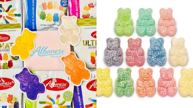 酸爆小熊來搗蛋!Albanese世界最好吃的「小熊軟糖」萬聖節搞怪登場,挑戰你的酸度極限