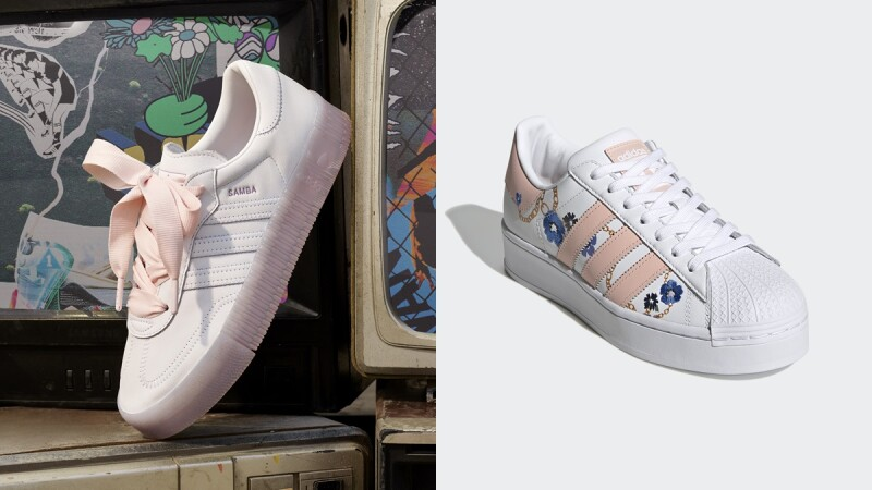 秋冬鎖定adidas Originals這6雙球鞋!Superstar、Stan Smith全都換上夢幻蜜桃粉色