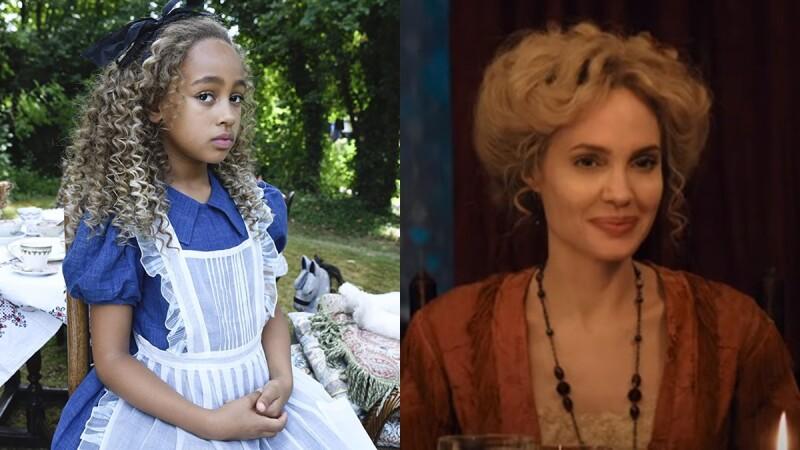 《愛麗絲與夢幻島》安潔莉娜裘莉最新奇幻童話!化身愛麗絲、彼得潘之母:「我一直告訴我的孩子們,他們的思想比外貌更為重要。」