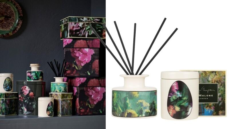Jo Malone London 2020藝術家聯名設計終於到齊!蠟燭與擴香的油畫風格太有質感,擺在家裡是最美的風景