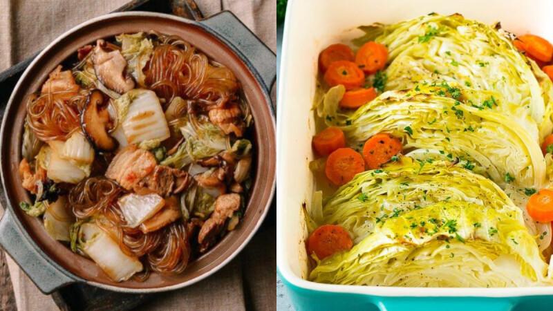 一道簡單就上手的家常菜—「五花肉白菜燉豆腐」養顏補肺、消脂暖胃,筆記!