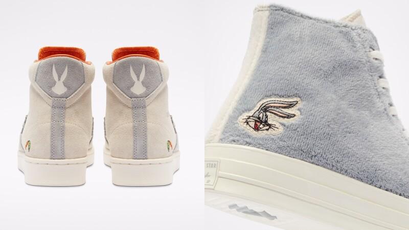 兔寶寶躍上帆布鞋Chuck 70!Converse推出5雙Bugs Bunny聯名系列,每一雙都欠買