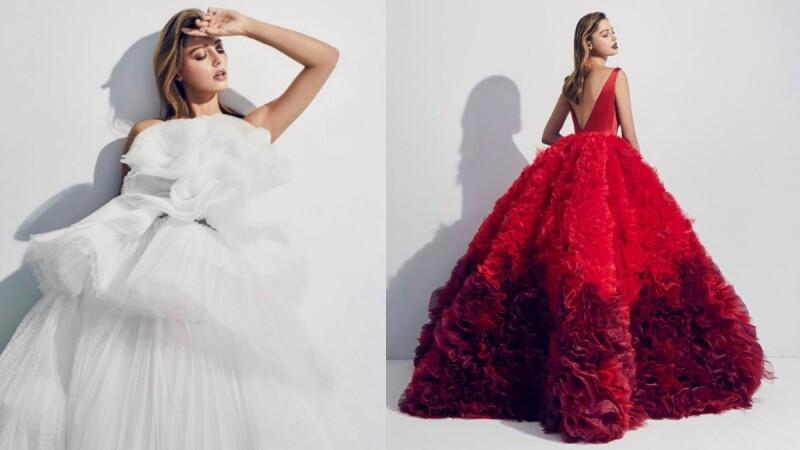 仙氣白紗、300小時手工製作禮服...Linli Boutique全新十套新娘嫁紗夢幻登場!