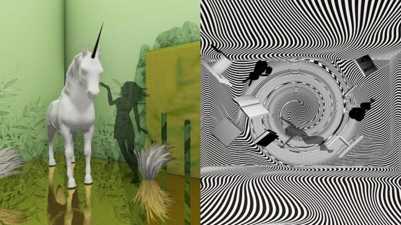 色廊展2.0來了!夢幻巨型顏色場景再度降臨華山,12個顏色 X 12個夢境網美必拍展覽