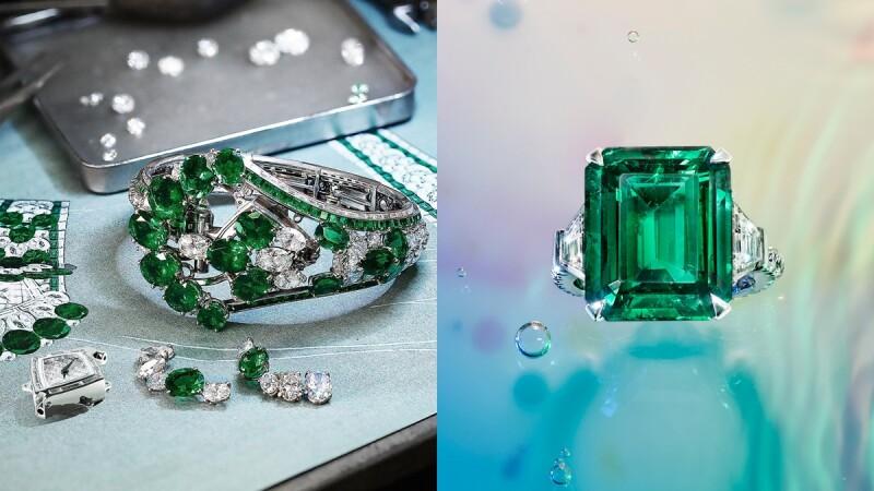 Graff格拉夫祖母綠珠寶展台北登場!祖母綠寶石為何珍貴、美在哪裡?本篇看完就懂│珠寶小學堂