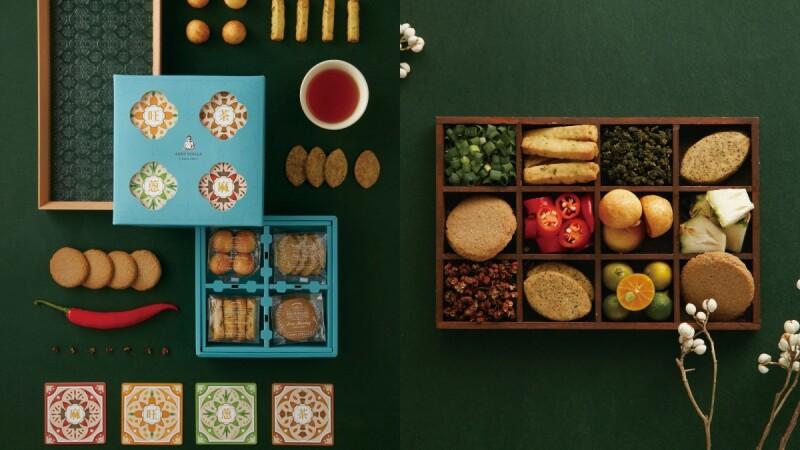 Aunt Stella詩特莉最美的花磚禮盒回歸!台灣限定鬼椒麻辣鍋、三星蔥胡椒餅…4大風味手工餅乾一次吃