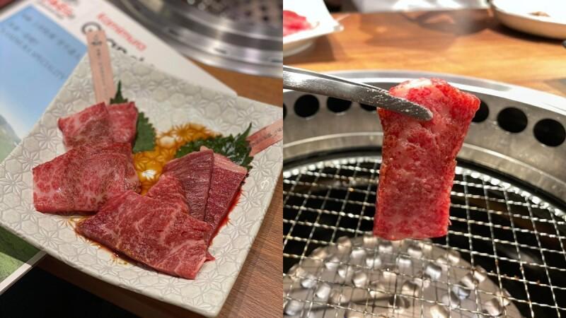 北車微風《上村牧場》日本和牛燒肉吃到飽!薩摩牛壽喜五花、薩摩牛涮涮燒..肉控必吃