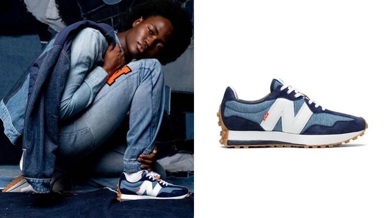 New Balance熱賣球鞋NB327再出聯名款!攜手丹寧霸主Levi's打造3種配色,預計11月中開賣