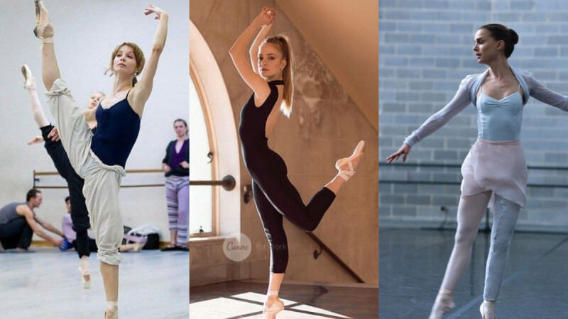 芭蕾舞健身操 2個動作花10分鐘練習 全身爆汗+減脂,不瘦也難!