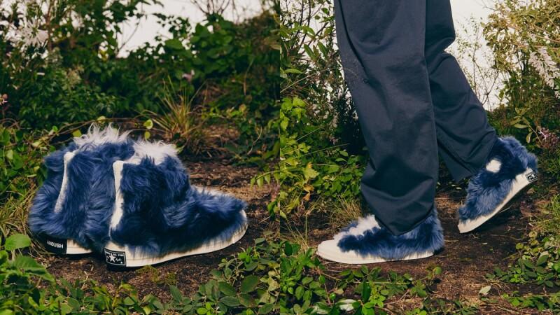Converse經典帆布鞋Chuck 70長毛了!原來是與Ambush推出的最新聯名系列...
