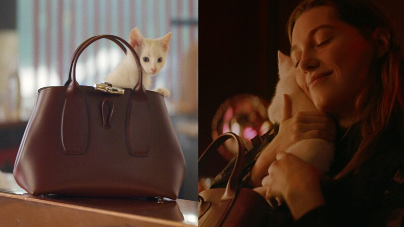 Longchamp推出微電影《Très Paris非常巴黎》,在全世界最浪漫的城市展開一場驚喜的邂逅!