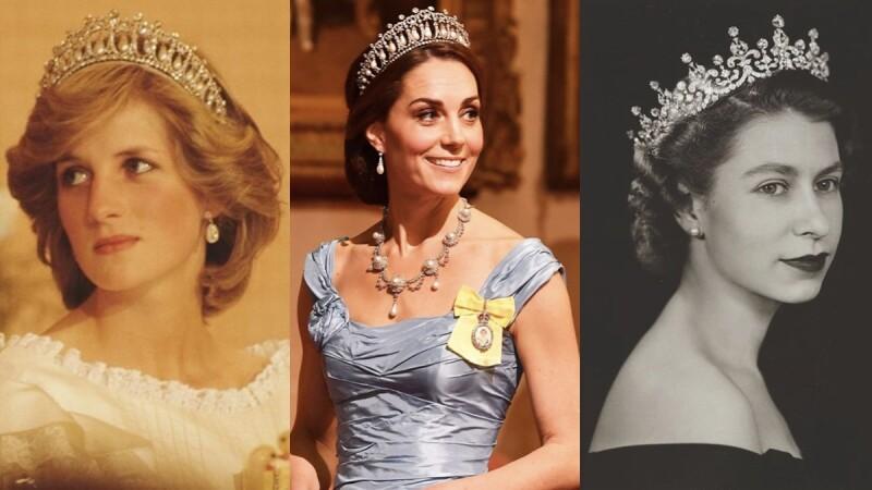 欲戴王冠,必循規範!連英國女王與凱特王妃都要遵守的10個戴冠冕法則│珠寶小學堂
