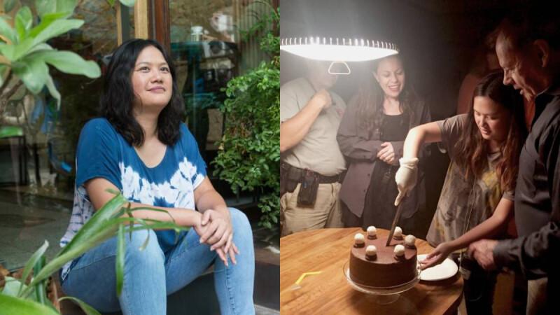 「在好萊塢的這10年,我始終把自己當新人」──食物造型師Anna Lee在片場看見的過剩與不完美