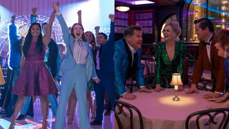Netflix《畢業舞會》獻給同志的一封情書!梅莉史翠普、妮可基嫚同台飆戲,打造最華麗動人的歌舞喜劇