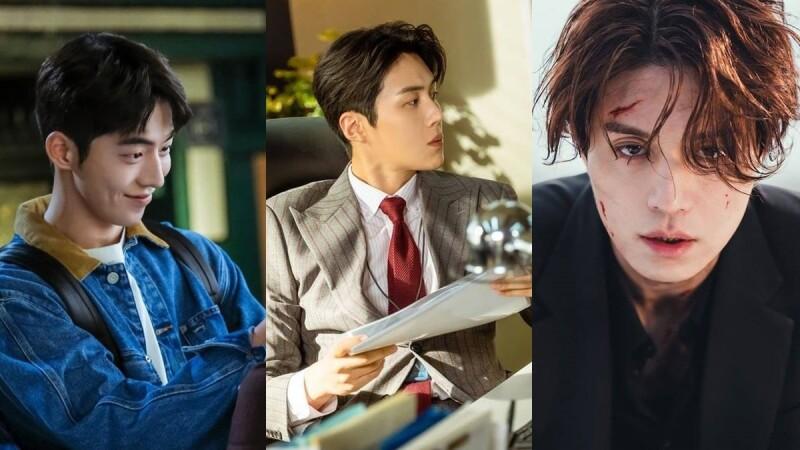 李棟旭、金宣虎、南柱赫登11月韓劇演員排名TOP3!解密男神們成熟迷人魅力,黑馬就是他?