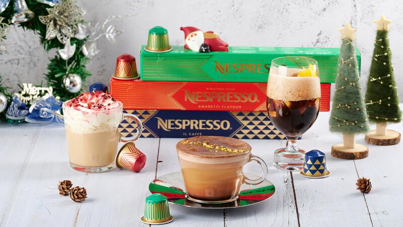 熱紅酒咖啡特調超簡單!Nespresso3款聖誕限定特調食譜大公開,加入巧克力製作出冬季最暖心的咖啡