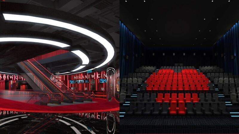 新莊最大電影院「美麗新宏匯影城」來了!占地超過2600坪、主打華麗優雅風格,2021/1/28看電影只要99元