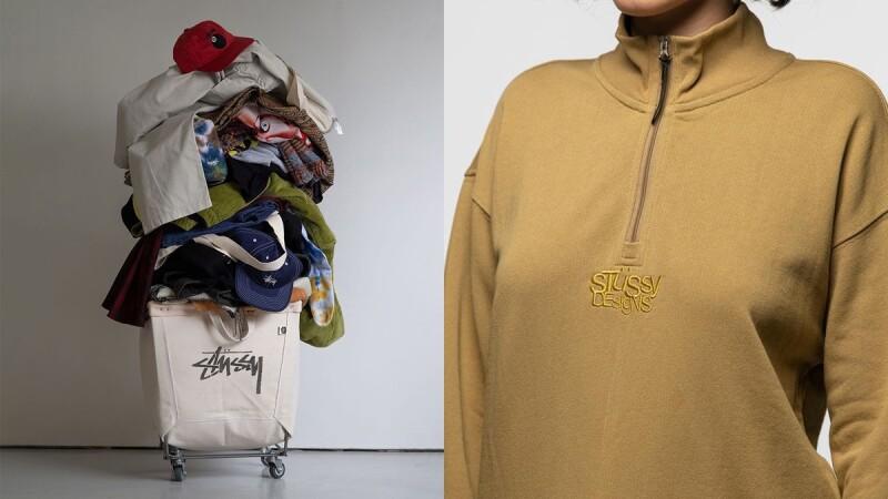Stüssy明星商品最低5折起!男、女裝T-Shirt、帽T、漁夫帽…全都有,鐵粉們不能錯過
