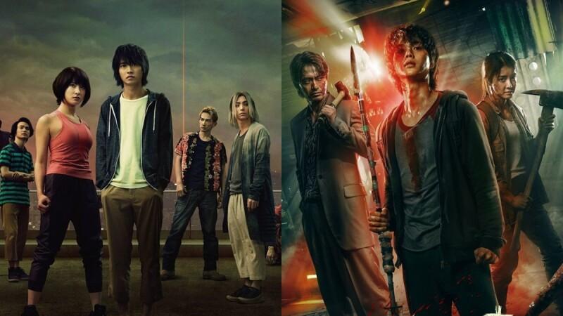 Netflix日韓兩大夯劇《今際之國闖關者》大戰《Sweet Home》你想加入哪一場生存遊戲