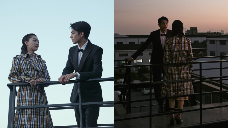 宋威龍、周冬雨首次飾演愛侶!Burberry新年微電影《心春由你》網路熱映中,每一幕都美到不行